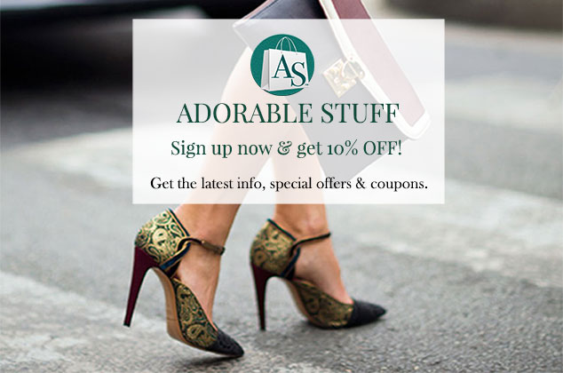 Adorable Stuff Popup signup 10% OFF