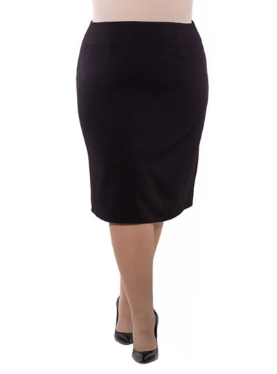 Classic Big Size Pencil Skirt for Women