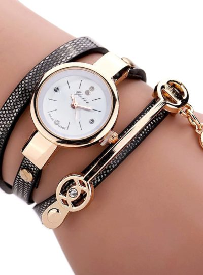 Multilayer Fashion Style Women's Watch
