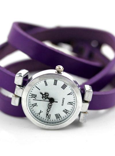 Multilayered Wrap Bracelet Women's Watches