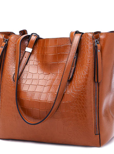 Women's Luxury Large Tote Bag